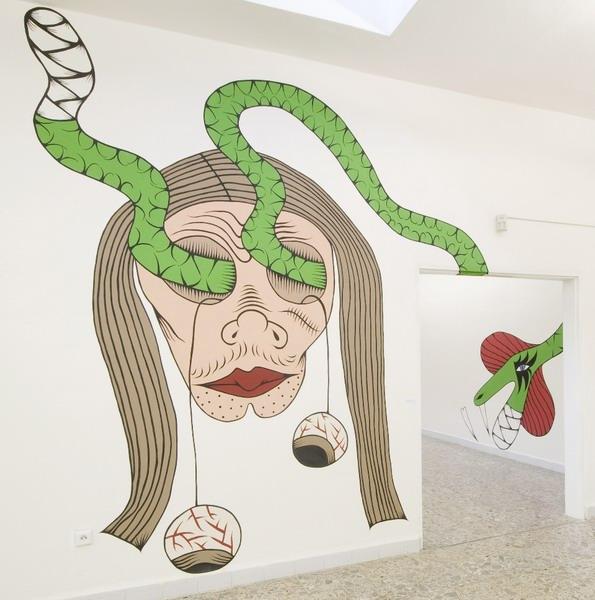Bez názvu (Galerie Blansko)